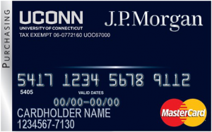 pcard card example